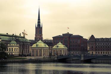 Stockholm by Snoozam