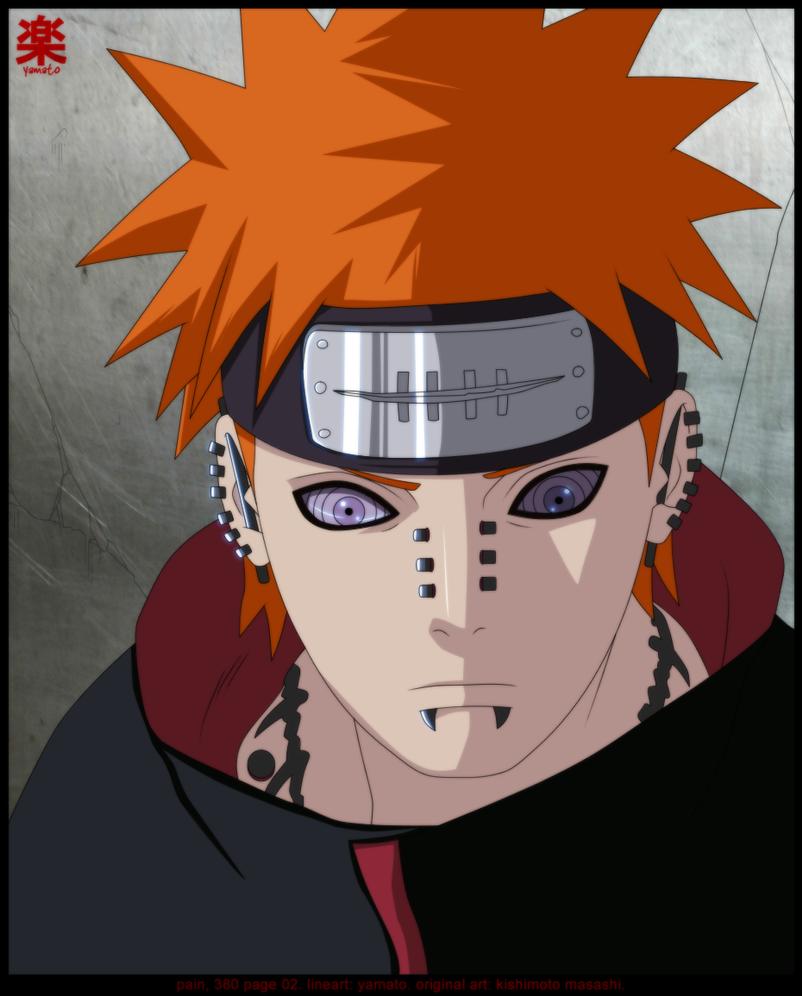 Naruto 380: Pein by GoLD-MK on DeviantArt  Naruto 380: Pei...