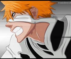 Bleach 455: Ichigo by GoLD-MK