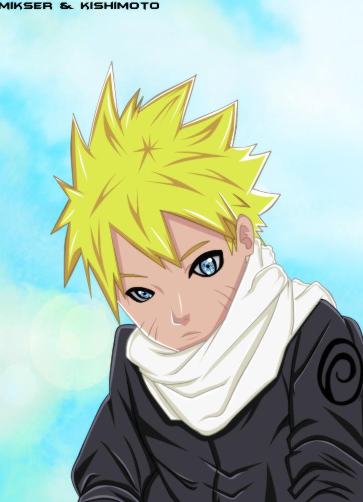 Naruto Kid by GoLD-MK on DeviantArt