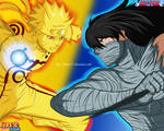 Naruto vs Ichigo by GoLD-MK