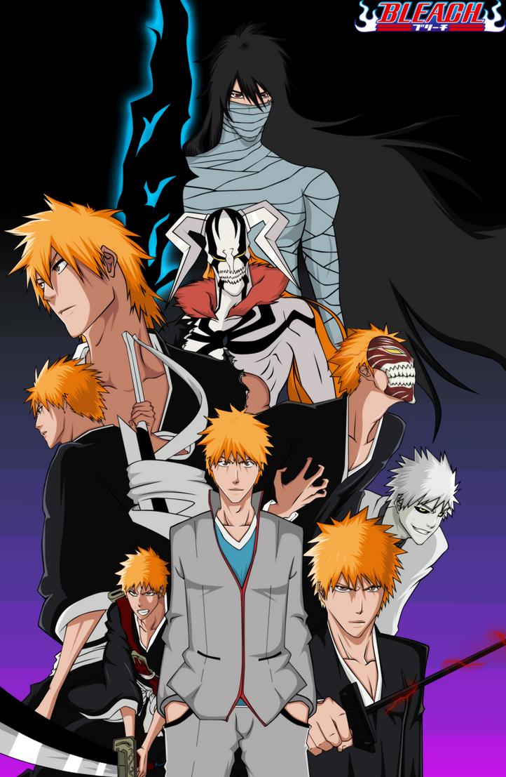 kurosaki evolution by GoLD-MK
