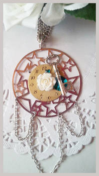 Steampunk / Time Traveller Necklace