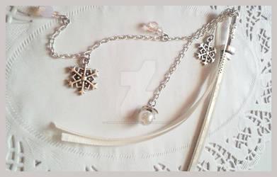 Bleach's 'Sode no Shirayuki'-inspired Necklace
