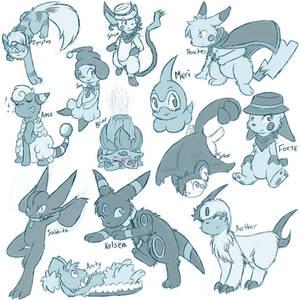 PMD . Stream Doodles p1