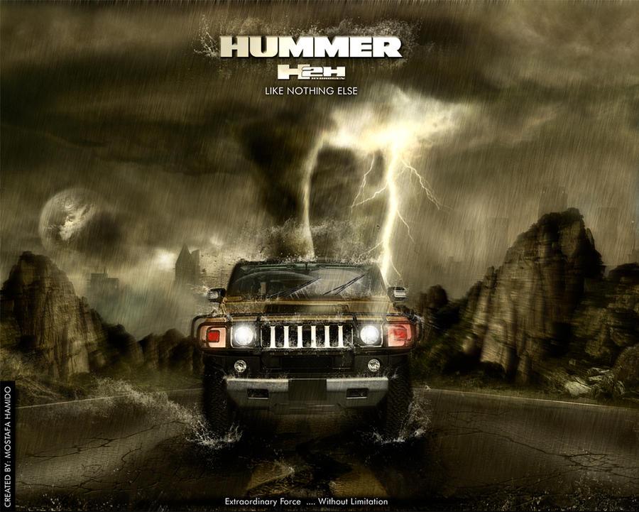 HUMMER Concept - 02