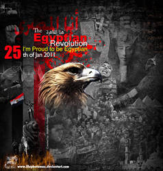I'm proud to be Egyptian