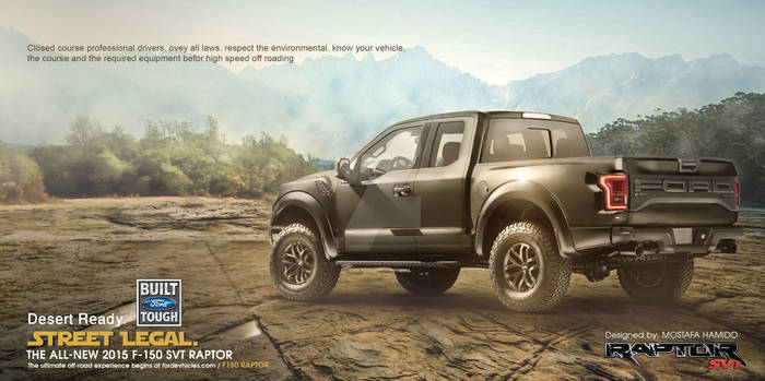 FORD RAPTOR SVT - Concept - 02