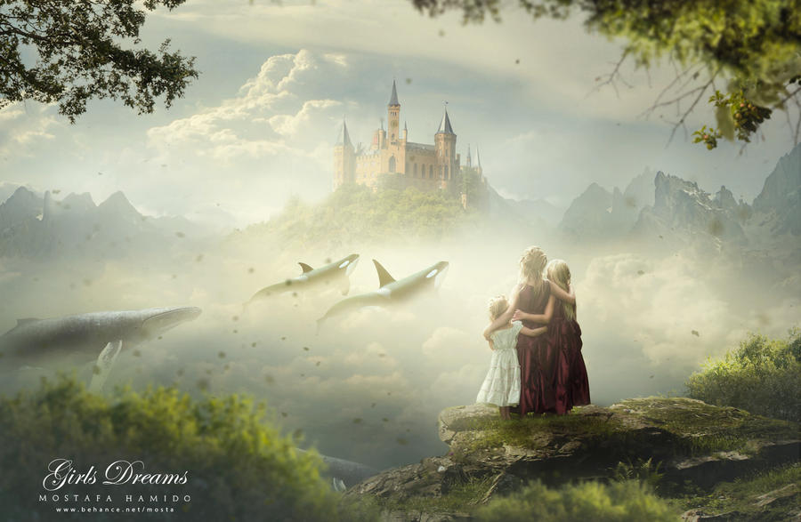 Girls Dreams by illuphotomax