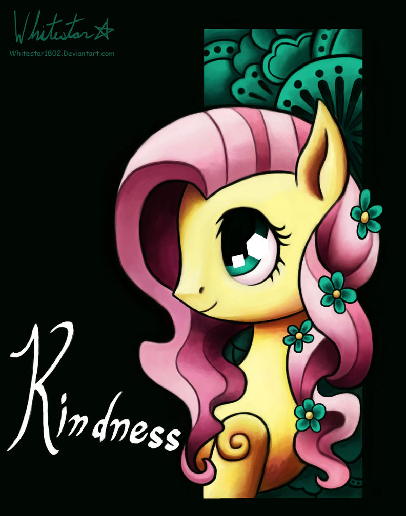 Kindness by Whitestar1802