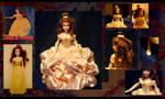 OOAK Custom Belle Doll - For Sale by Whitestar1802