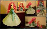 OOAK Fluttershy Custom doll - For Sale
