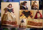 OOAK Historical Snow White doll - For Sale by Whitestar1802