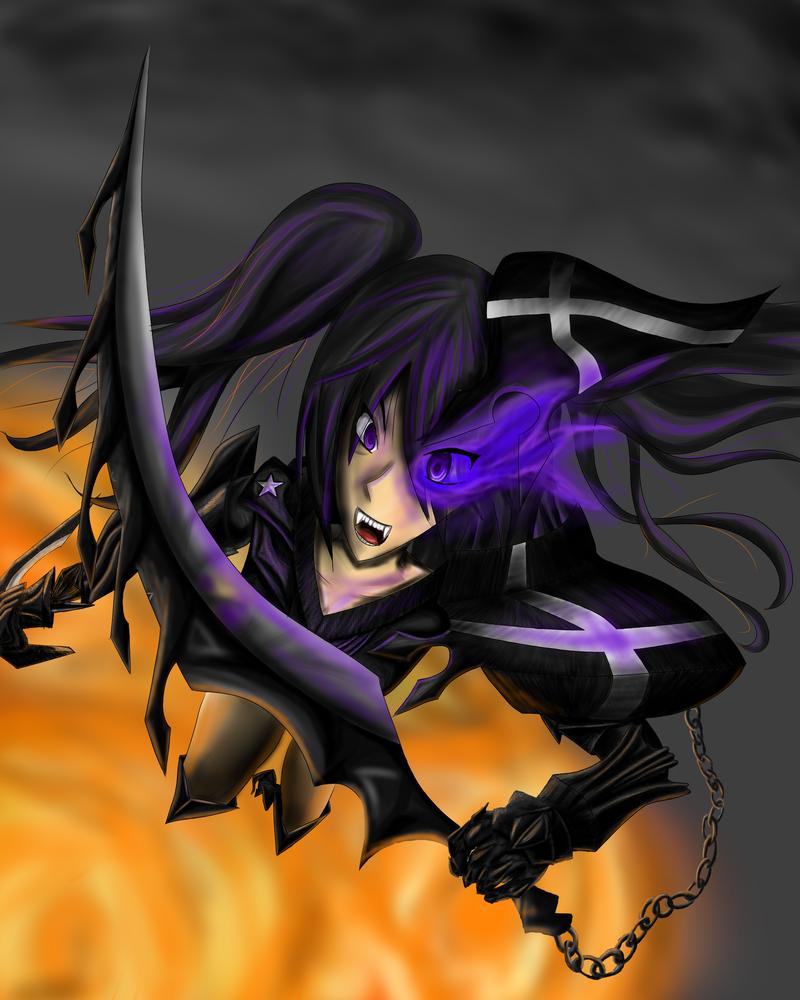 Insane Black Rock Shooter v2 by Etherien on DeviantArt