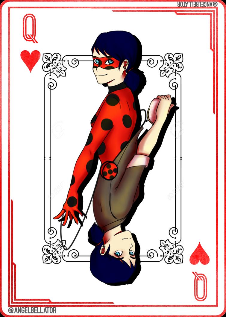 Queen of Hearts - MLB by AngelBellator