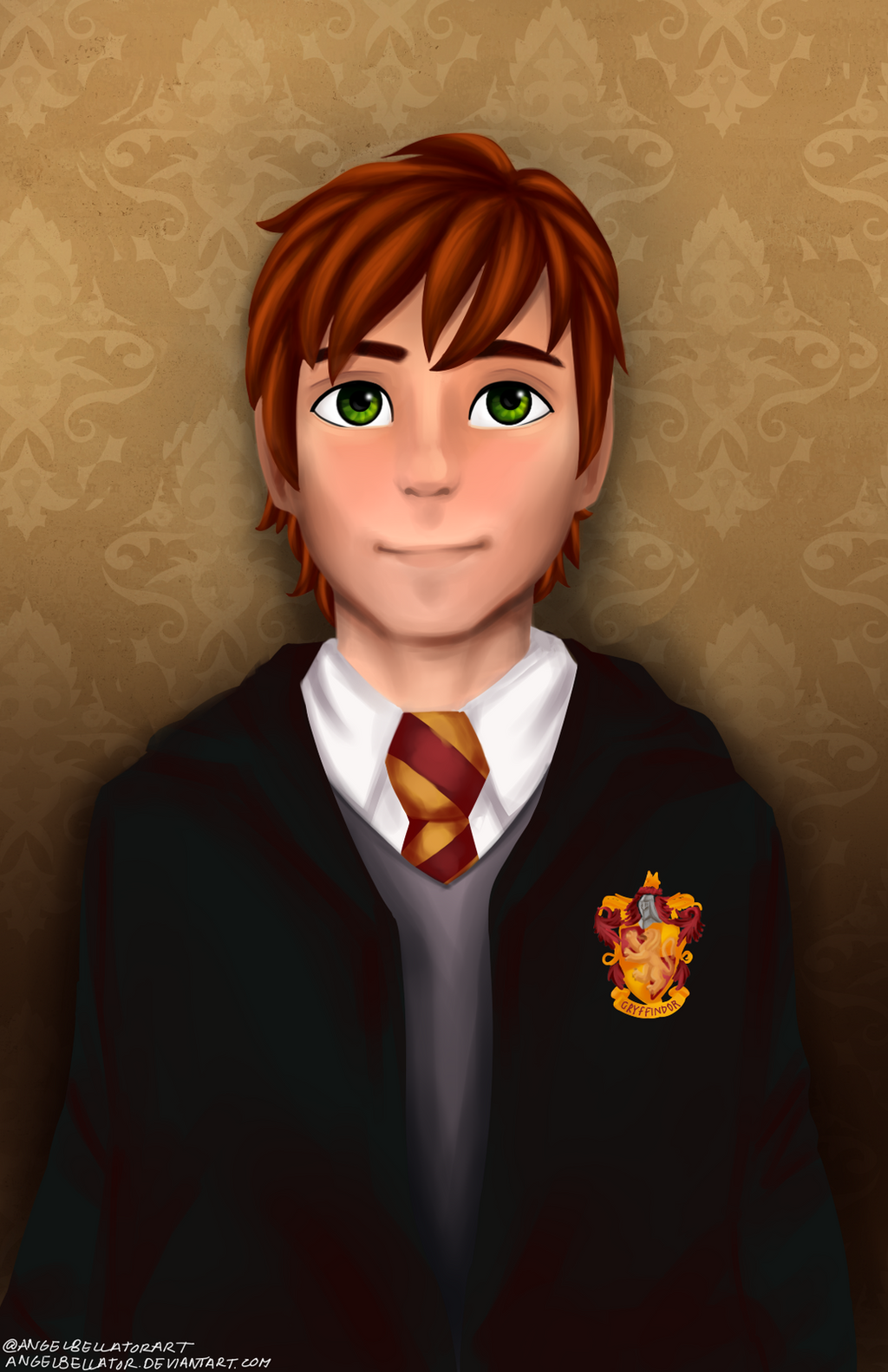 Hiccup Hogwarts!AU by AngelBellator