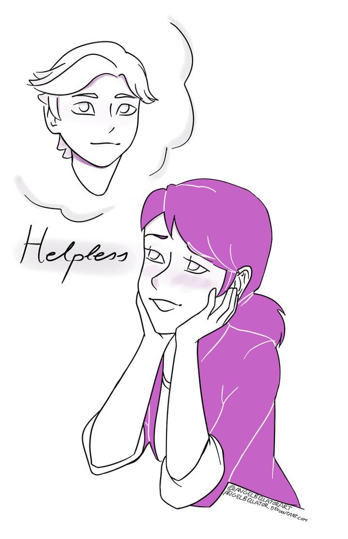 Helpless by AngelBellator