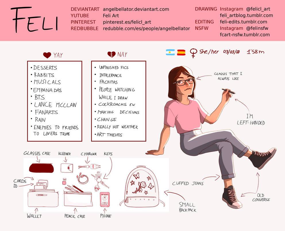 Meet The Artist Feli
