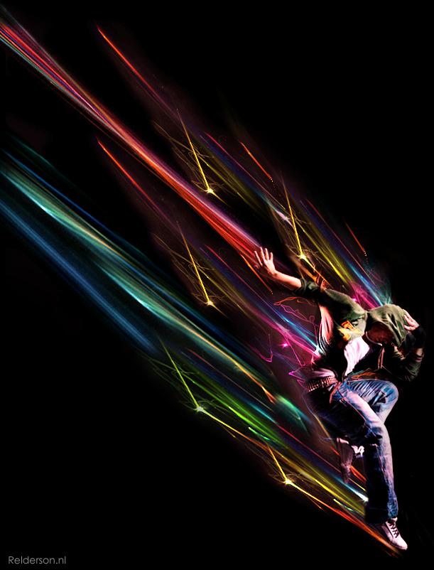 Dancer by Relderson