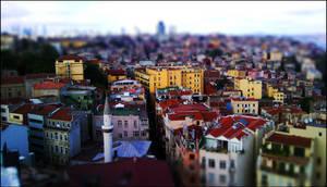 Istanbul Tiltshift by Relderson