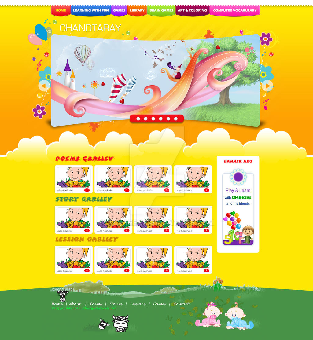 ChildrenSite by sarbeen