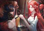 Miko's Metal (Artist Avatar Challenge)