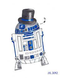 Tap Dancing R2-D2