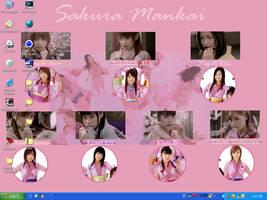 Sakura Mankai- Cast by songofamazon