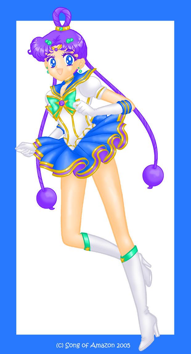 Myu Sailor Apollos by songofamazon