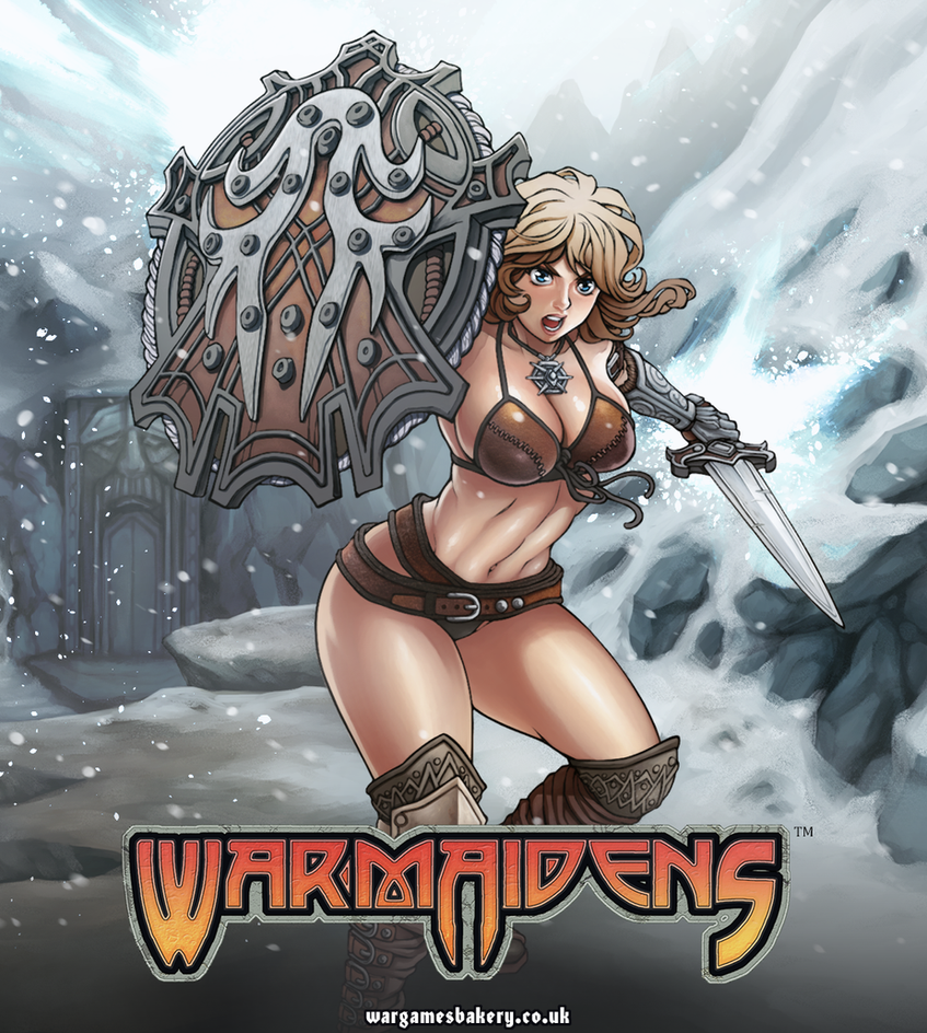 Warmaidens Promo by KeungLee
