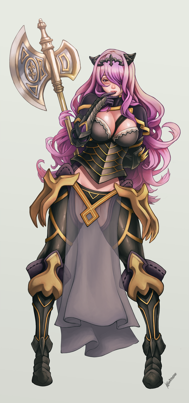 camilla fe by keunglee on deviantart