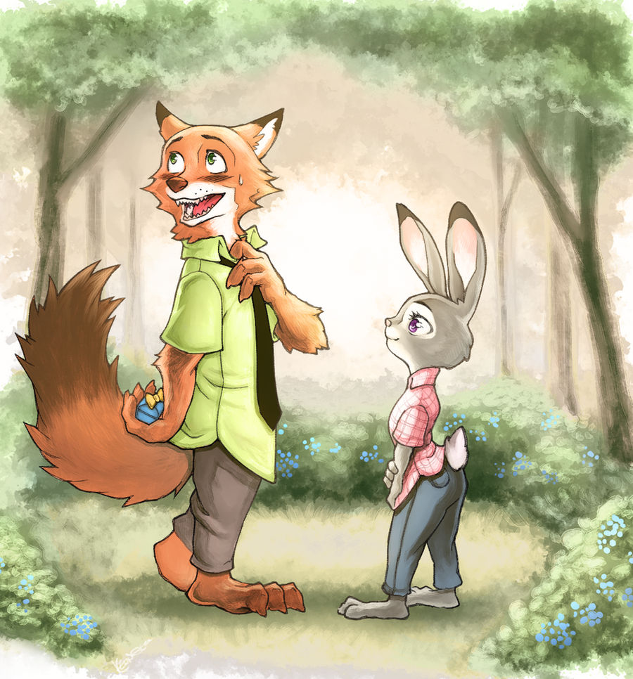 Zootopia Fan Art