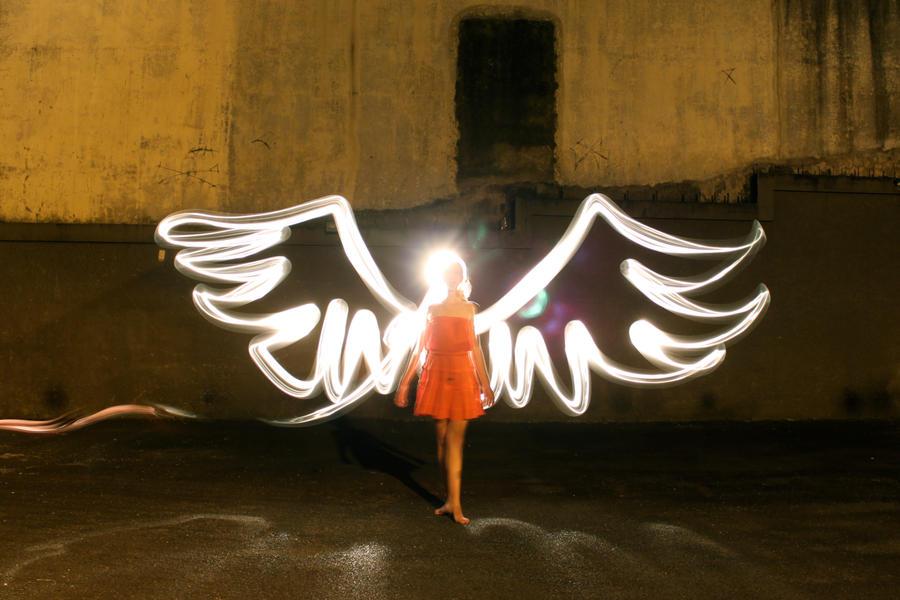 Angel Graffiti by AlexandraKlemm