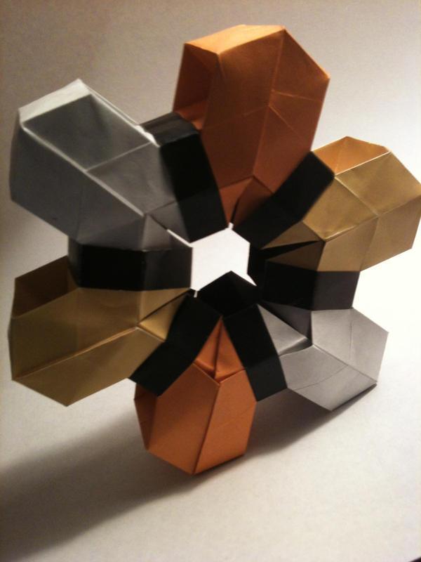 Origami Starburst by RocketGirluvsUkitake