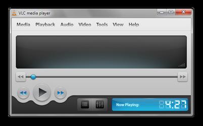 VLC Media Player Skin
