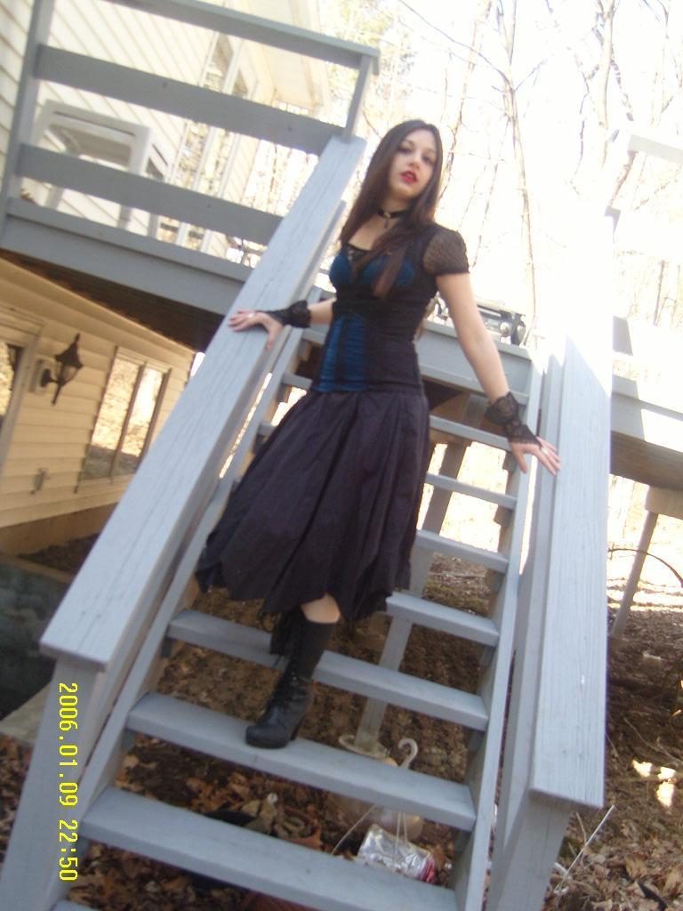 Stairs? by TheGhostSiren