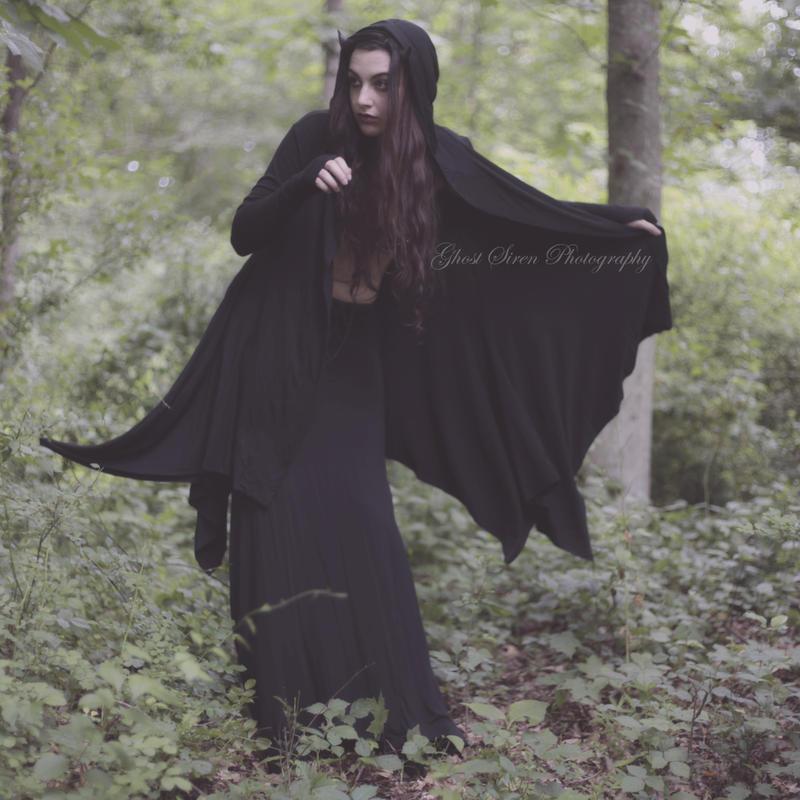 The Hermit by TheGhostSiren