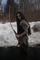 Norse Wildling 6 by TheGhostSiren