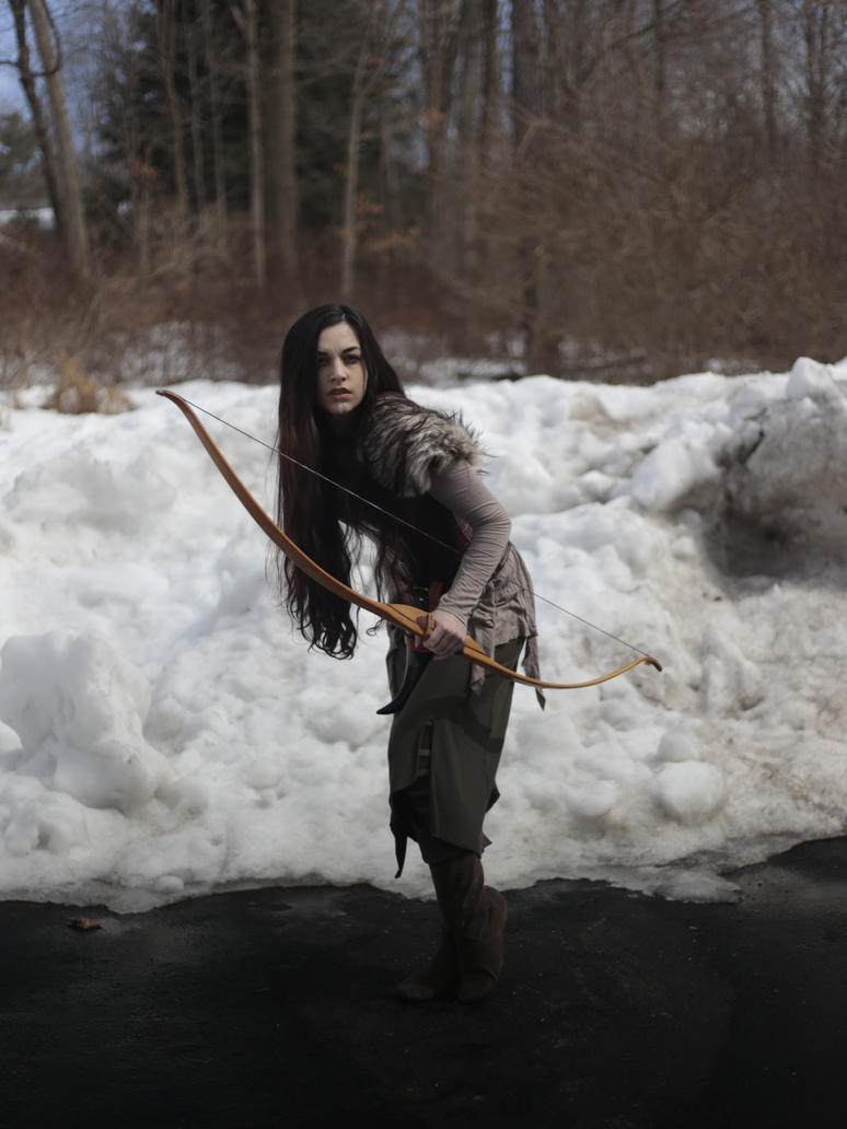 Norse Wildling 8 - The Hunt by TheGhostSiren