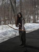 Norse Wildling 9 - The Hunt by TheGhostSiren