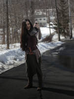 Norse Wildling 16 - Cheers! by TheGhostSiren