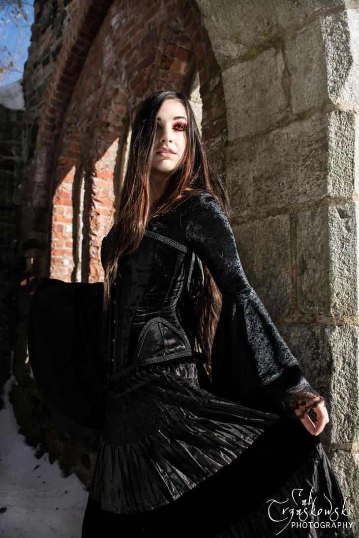 Winter Witch by TheGhostSiren