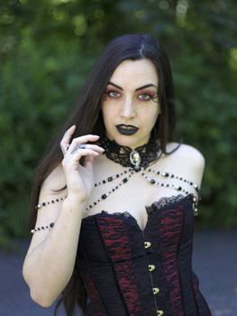 STOCK - Vampiric Lust 3 by TheGhostSiren