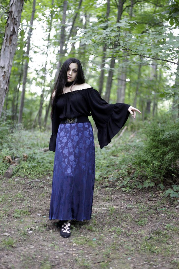 Blue Moon Magic by TheGhostSiren