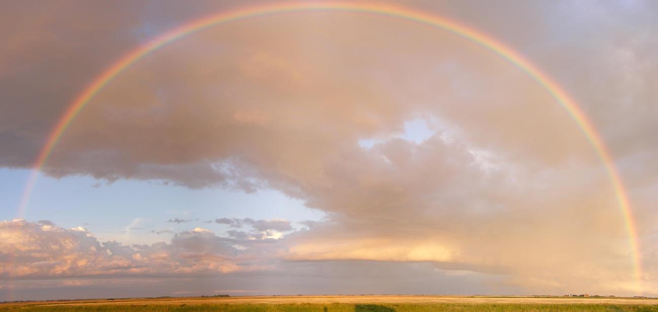 Saskatchewan Skies by AdamK9