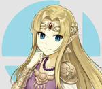 I draw Princess Zelda fanart.