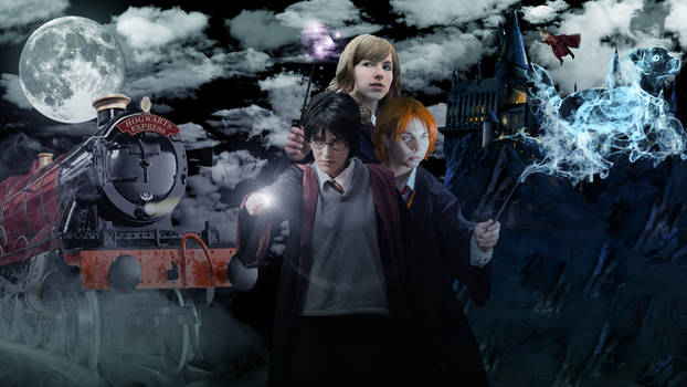 Harry Potter: 3 Heroes 3 Hallows
