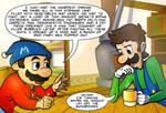 Super Mario Bros after part 2
