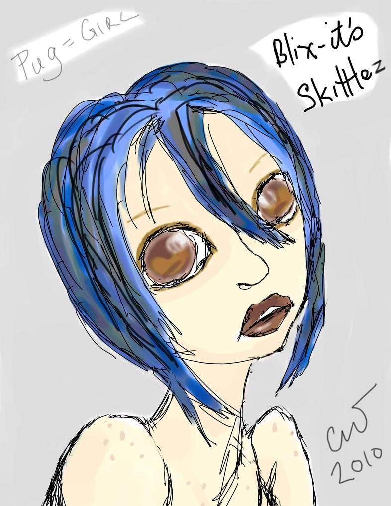 Blix-it's Skittlez by shaharw