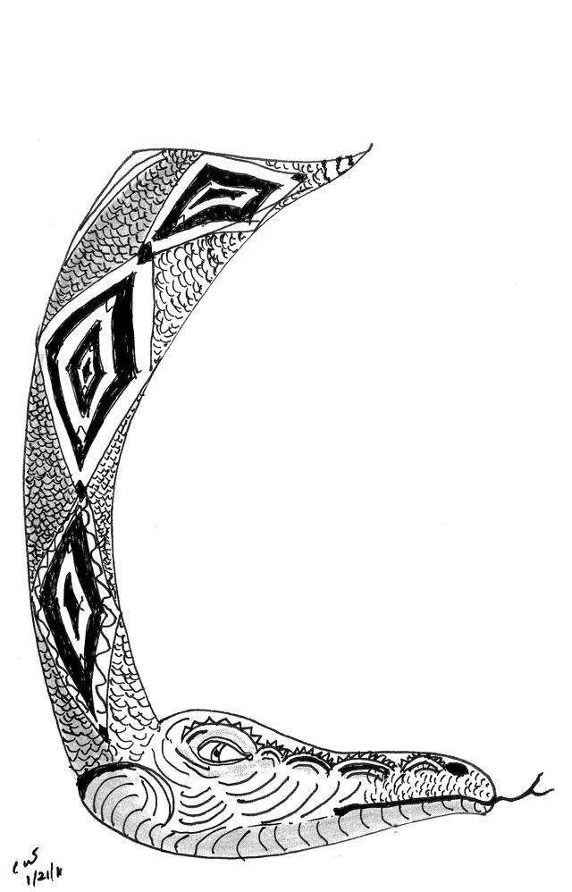 Alphabet - L by shaharw